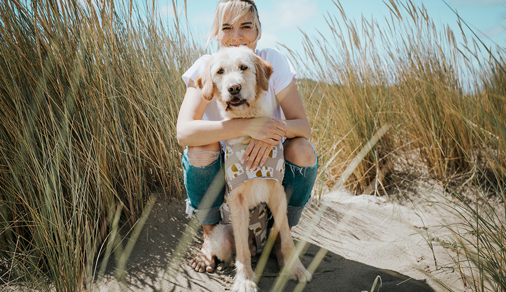 Laura und Carlo, Fotoshootings Mitte Hund Bonn, Laura Moneke